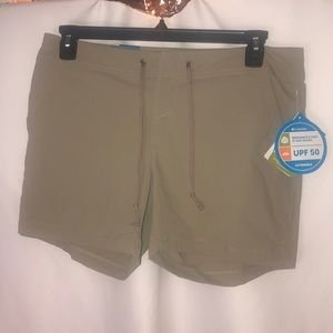 New Columbia Shorts, size 4,12,16